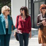 Jane Fonda, Mary Steenburgen, Candice Bergen