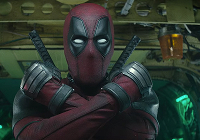 Deadpool 2 tracking a $350 million worldwide opening weekend