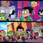 Warner Bros. Pictures Unveil the Trailer + Poster for Aaron Horvath and Peter Rida Michail TEEN TITANS GO! TO THE MOVIES