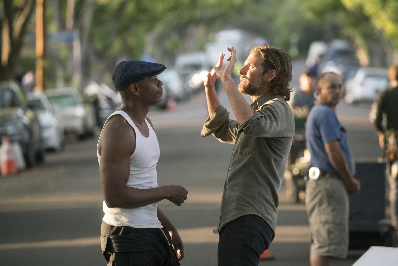 Bradley Cooper, Eddie Griffin