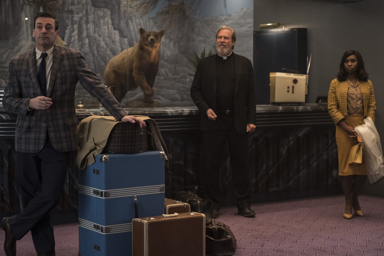Jeff Bridges, Jon Hamm