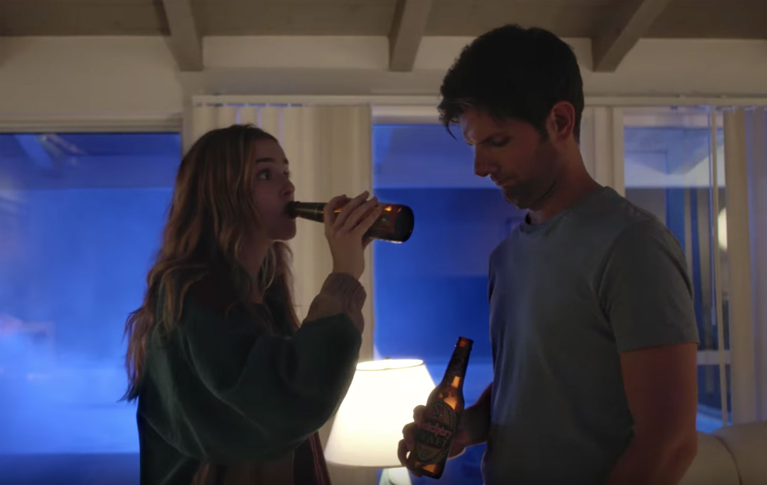 Zoey Deutch, Adam Scott