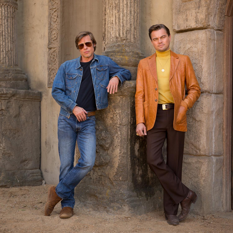 Leonardo DiCaprio, Brad Pitt