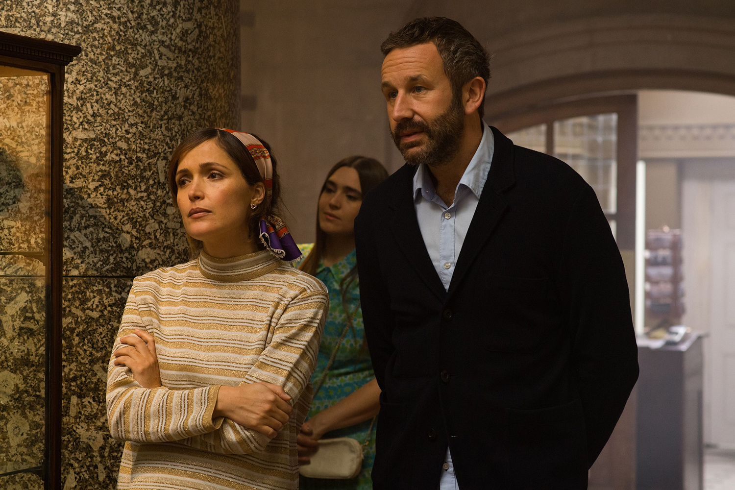 Rose Byrne, Chris O'Dowd