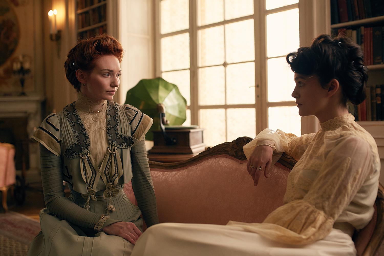 Keira Knightley, Eleanor Tomlinson
