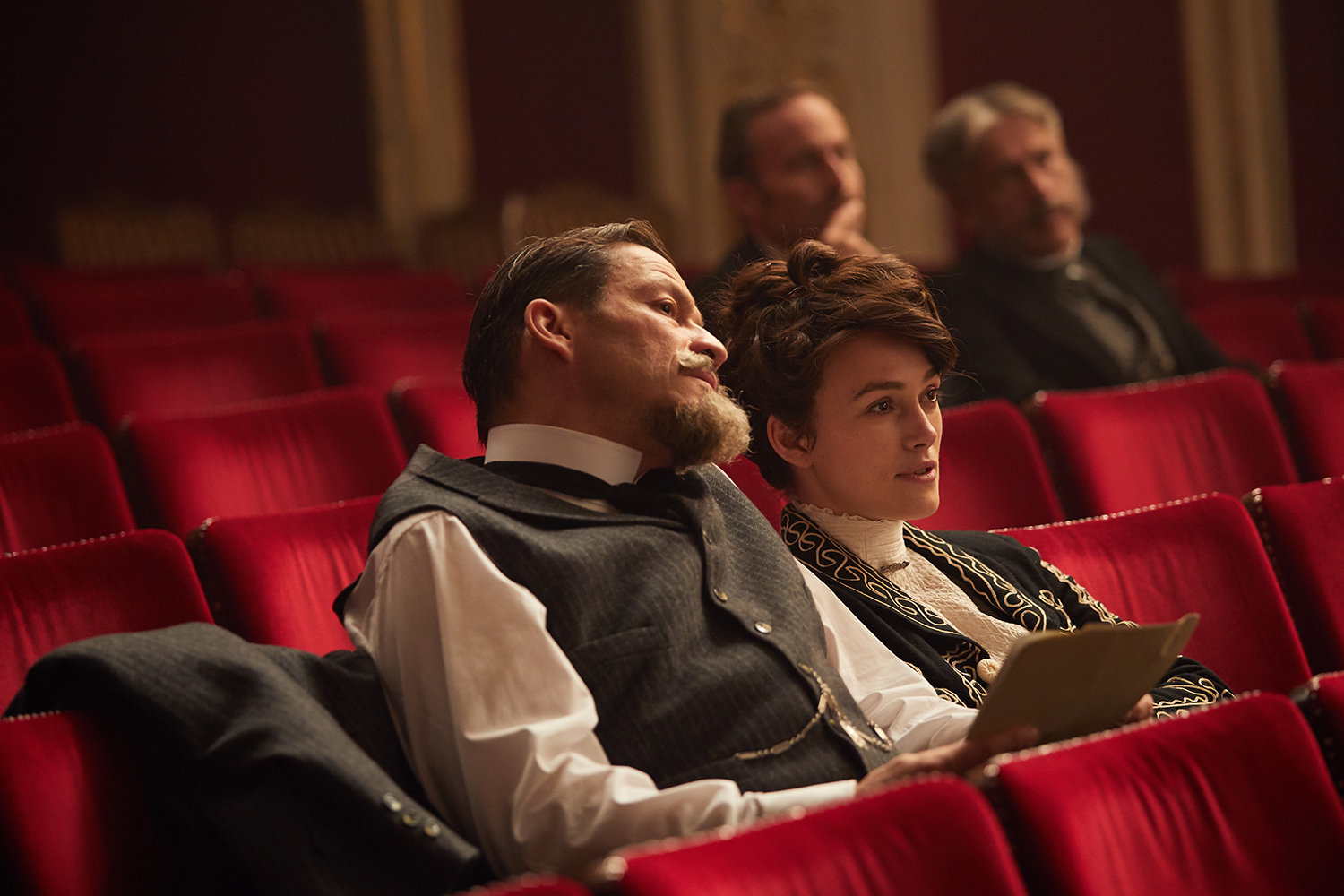 Keira Knightley, Dominic West