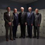 Michael Caine, Jim Broadbent, Ray Winstone