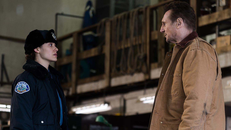 Liam Neeson, Emmy Rossum