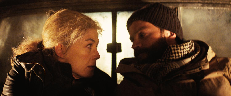 Rosamund Pike, Jamie Dornan