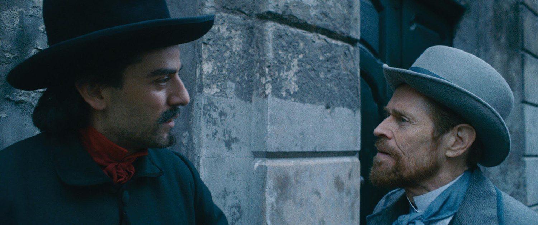 Willem Dafoe, Oscar Isaac