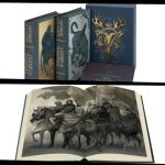 The Folio Society Announces Pre-Order Available for their New Collector's Edition of George R. R. Martin's A Game of Thrones