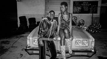Daniel Kaluuya, Jodie Turner-Smith