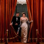 Tom Burke, Honor Swinton Byrne